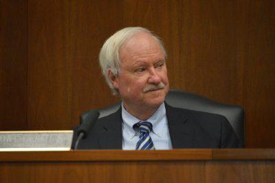 Freeholder John C. Bartlett (Photo: Daniel Nee)