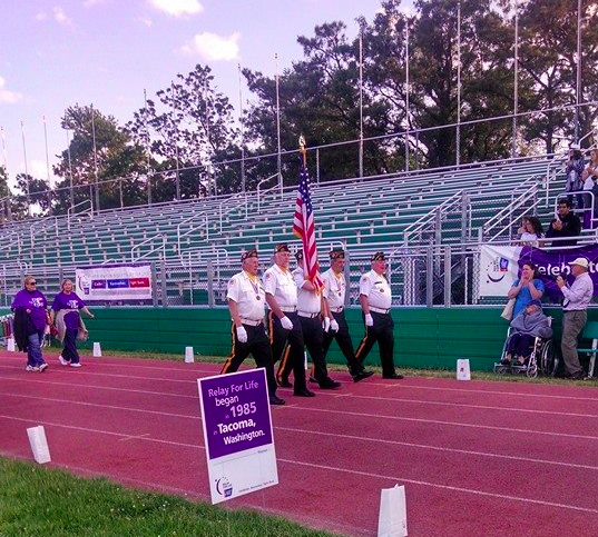 2014 Brick Relay for Life (File Photo)