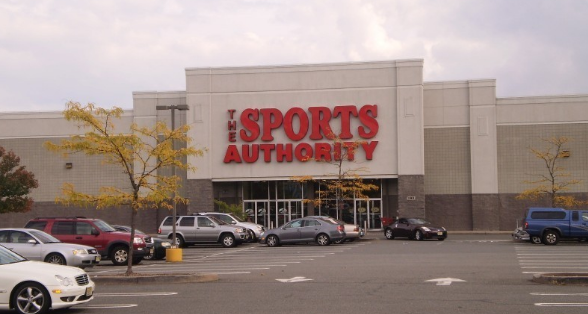 The Sports Authority (File Photo)