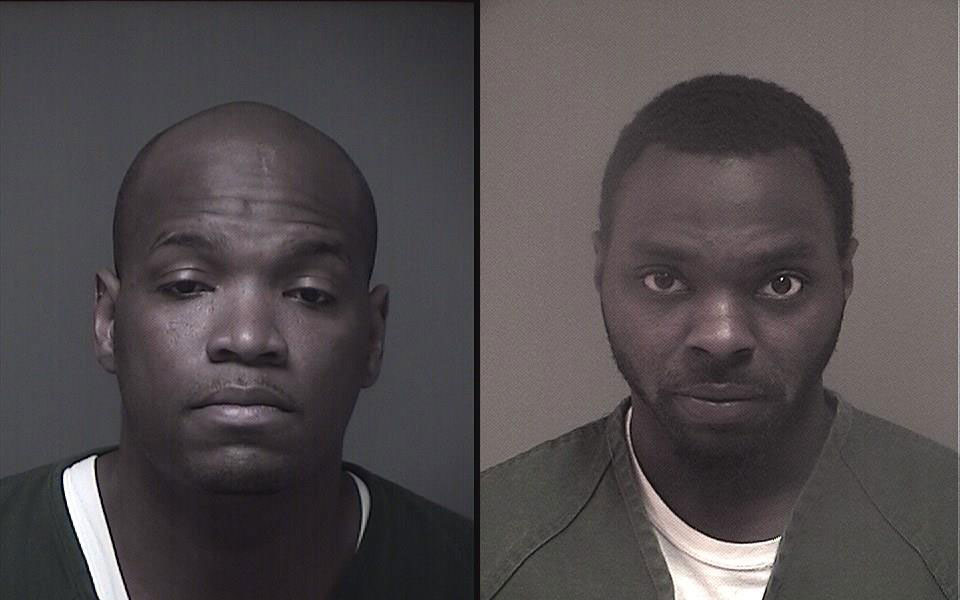 Alfonso Forney and Bryan Hyman. (Photos: Ocean County Jail)