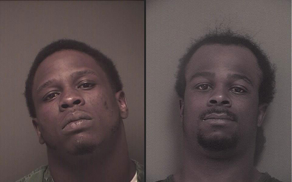 Terrence Tenner and Calvin Atkins (Photos: Ocean County Jail)