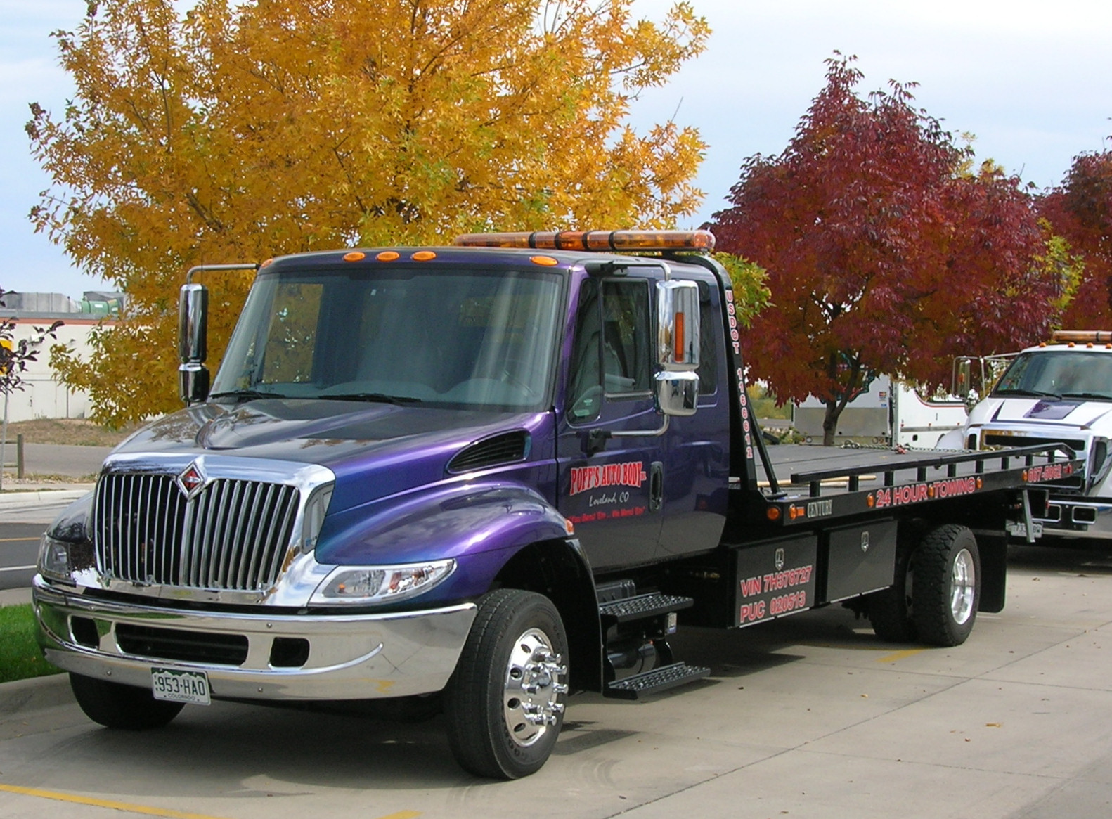 Tow truck. (Credit: Greg Goebel/Flickr/File Photo)