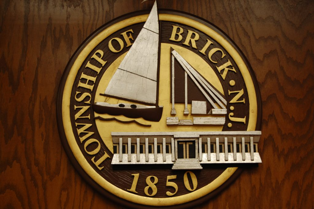 Brick Township, NJ Logo (Photo: Daniel Nee)