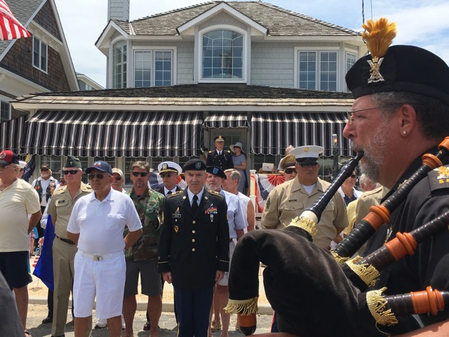 Normandy Beach's 2016 July 4 celebration. (Photo: Blaine Darnall)