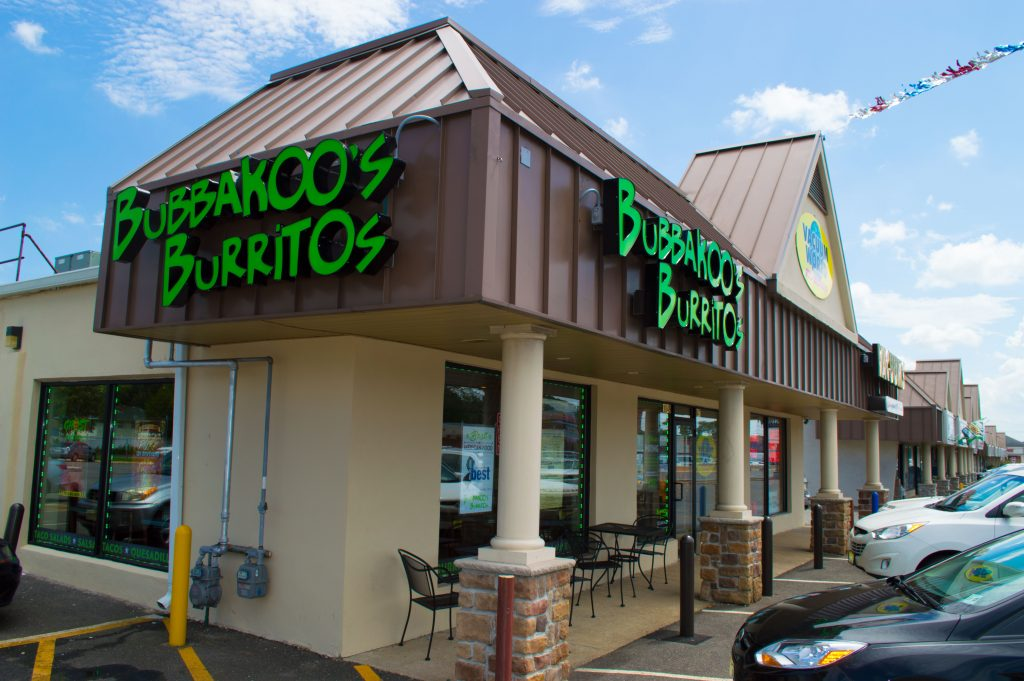 Bubbakoo's Burritos, Silverton, Toms River, NJ. (Photo: Daniel Nee)
