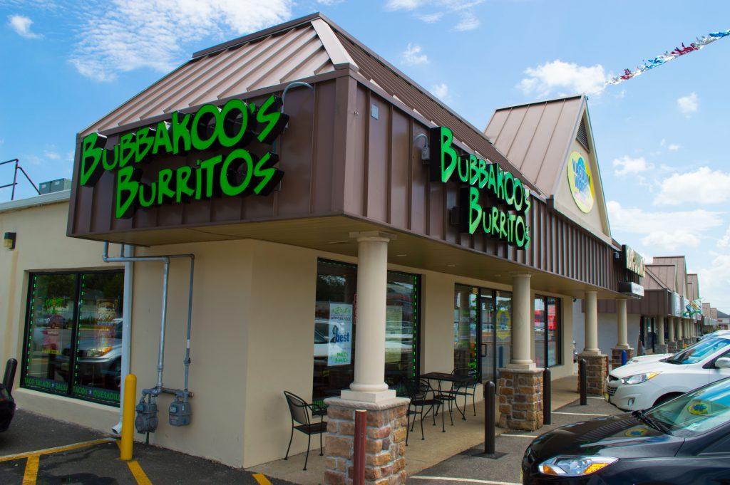 Bubbakoo's Burritos, Silverton, Toms River, NJ. (Photo: Daniel Nee)