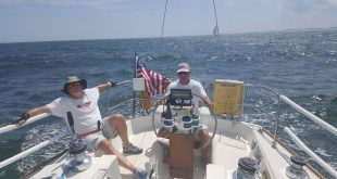 Participants in the annual Jet Star Regatta. (Supplied Photo)