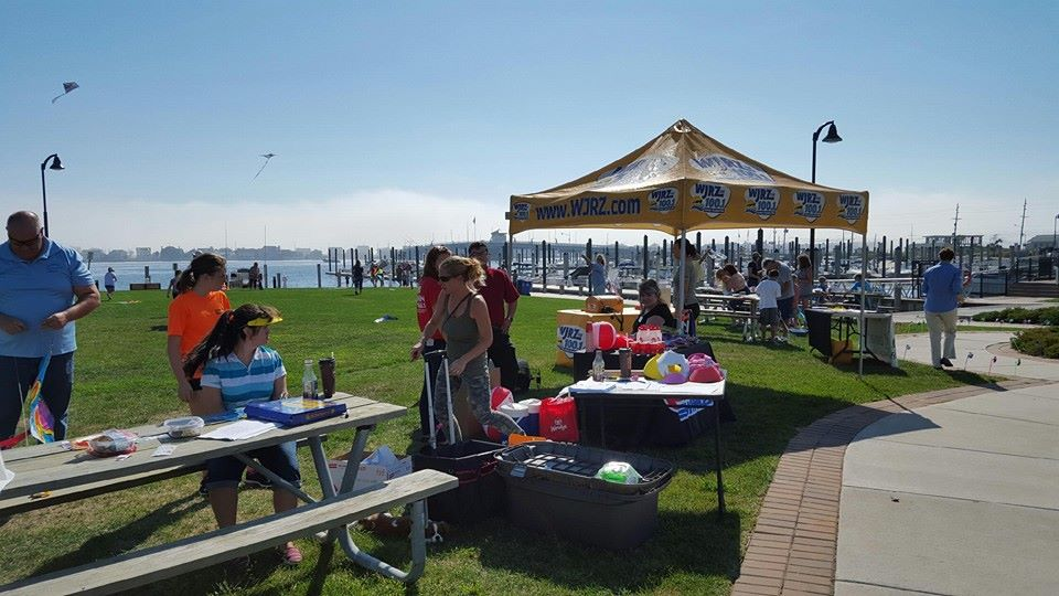 The 2015 KiteFest event in Brick. (Photo: Brick Township)