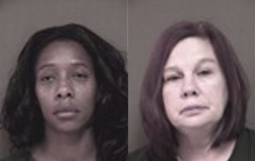 Diane E. Hunt and Sabrina Henderson (Photos: Ocean County Jail)