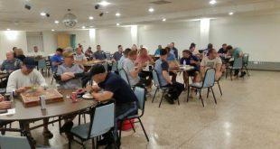 The Brick GOP organization hosts a Police Appreciation Dinner. (Photo: John Catalano)