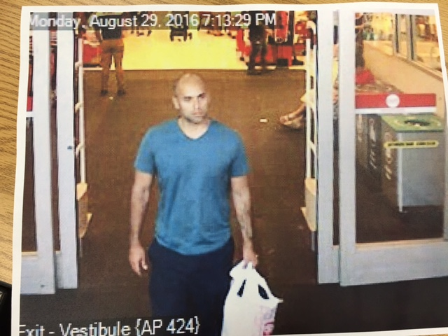 The suspect in an incident of illegal photography at a store dressing room. (Photo: Brick Twp. Police)
