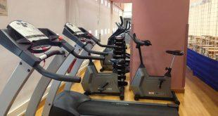 Treadmills/Gym (Photo: David Woo/ Flickr)