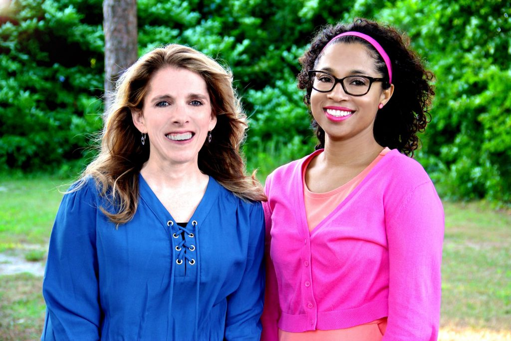Daisy Haffner and Melita Gagliardi (Campaign Photo)