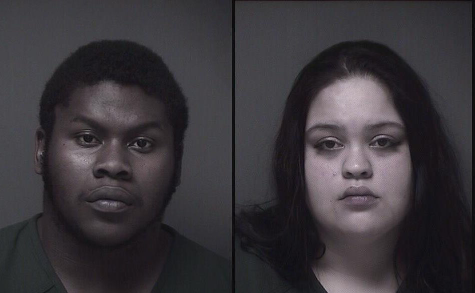 Suspects in a drug distribution network, involved in a police chase. (Photo: Ocean County Jail)