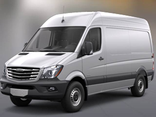 Sprinter 3500 cargo van. (File Photo)