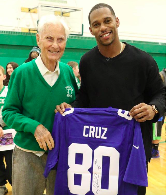 Warren Wolf and Victor Cruz (Supplied Photo)