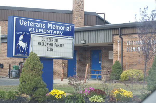 Veterans Memorial Elementary School (Credit: Brick Township Schools)