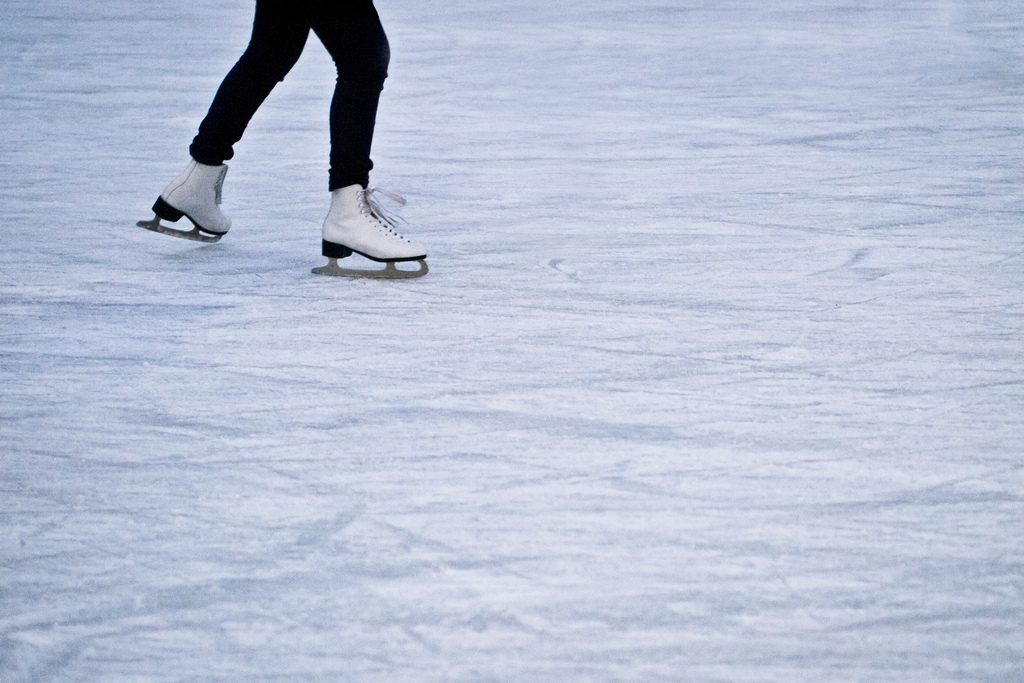 Ice skating/skates. (Credit: Benson Kua/Flickr)