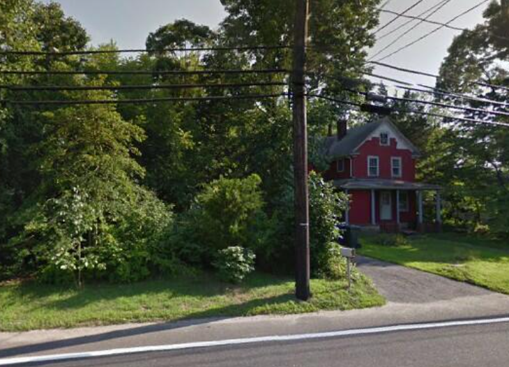 The current property at 217 Drum Point Road, Brick, N.J. (Credit: Google Maps)