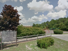 Hank Waltonowski Park is among three parks for which Brick is seeking funding. (Credit: Google Maps)