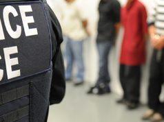ICE officials. (Photo: ICE)