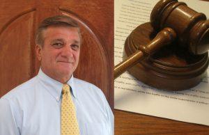 Suspended Brick schools superintendent Walter Uszenski. (File Photos)