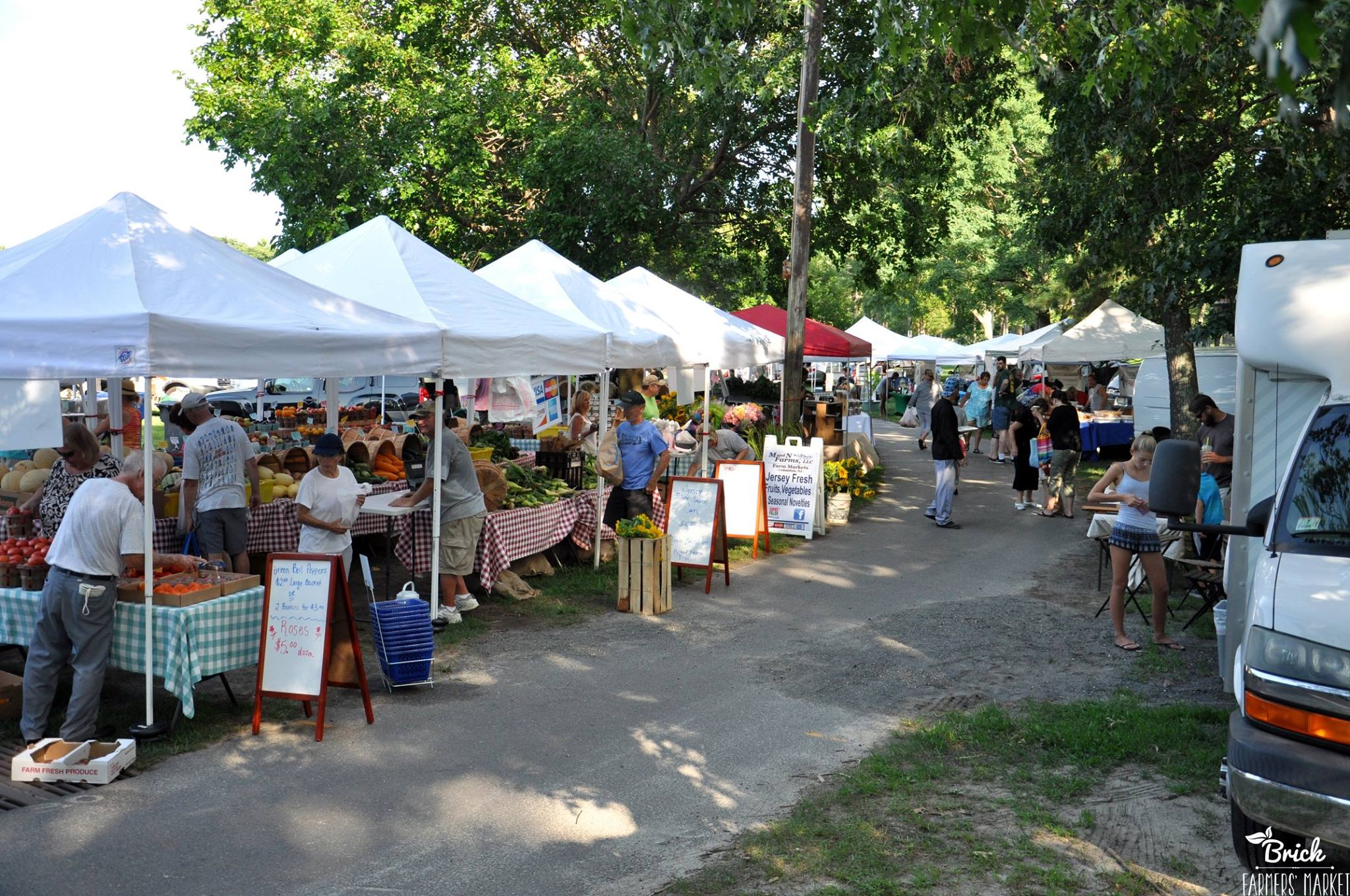brick farmers' market will return for 2017: here's who'll be there