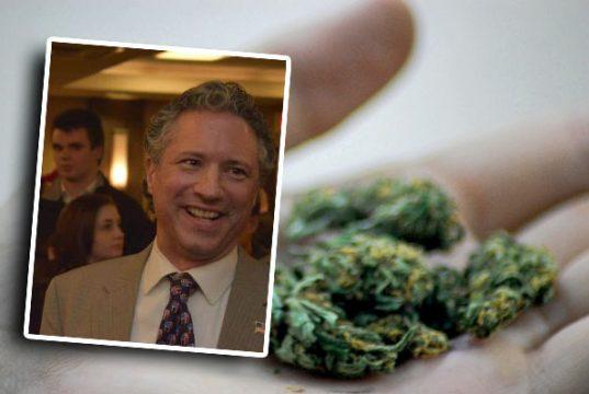 N.J. gubernatorial candidate Joseph 'Rudy' Rullo supports marijuana legalization. (File Photos)
