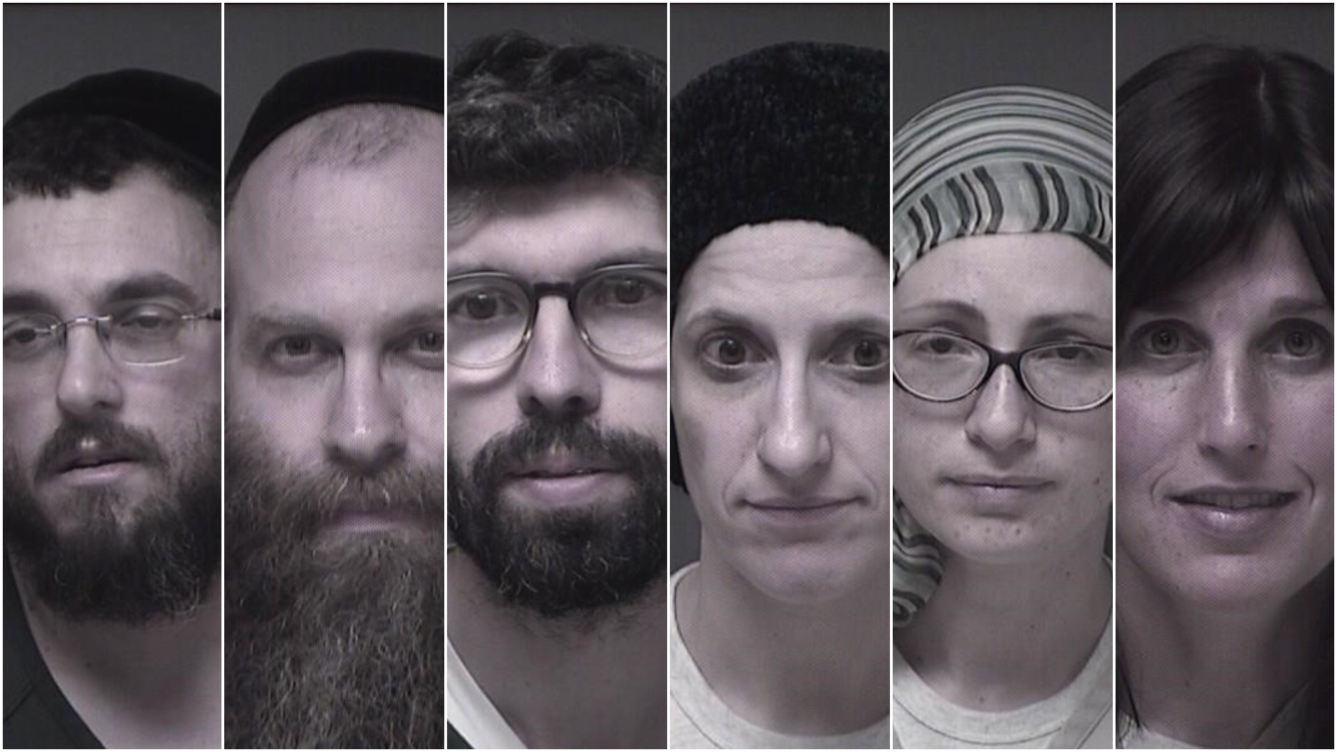 Six more Lakewood resident arrested in an alleged welfare scam. (Photos: OCPO)