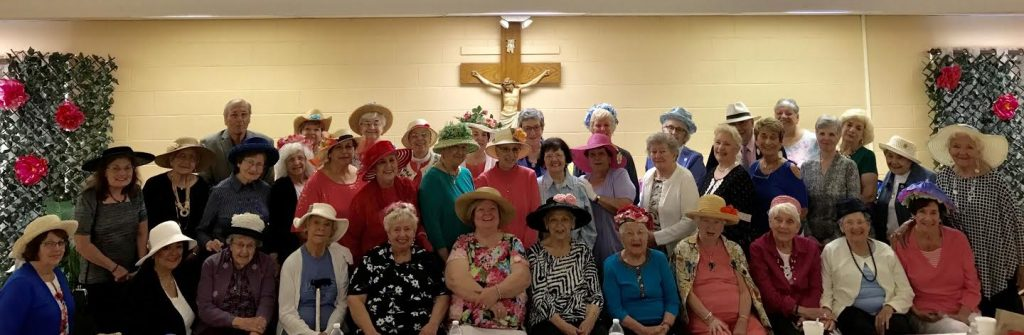 The Epiphany Church MAGI Tea Party. (Supplied Photo)
