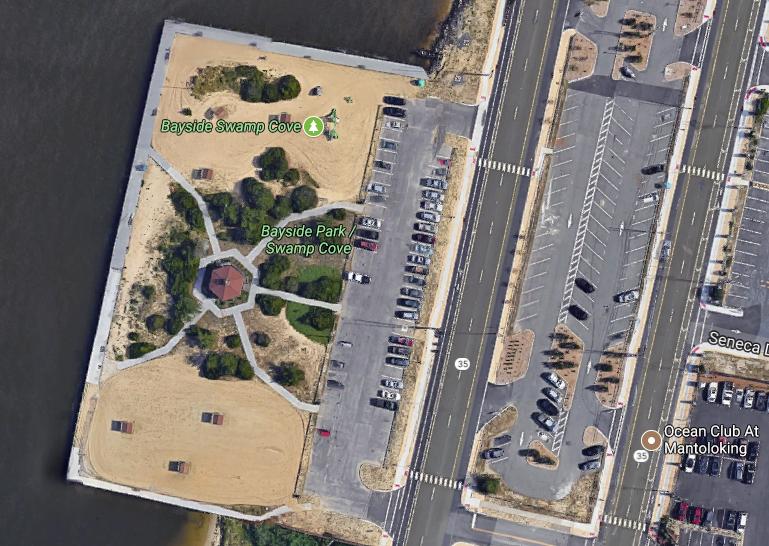 Bayside Park, Brick, N.J. (Credit: Google Maps)