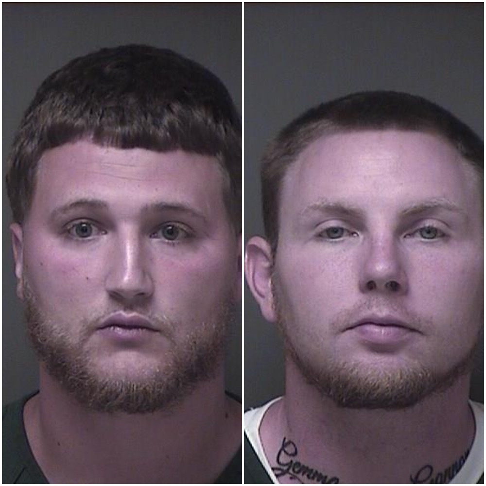 Steven Carpenter and William Reeves (Photos: Ocean County Jail)