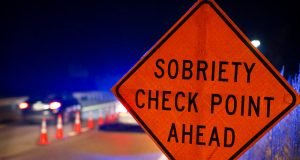 Sobriety Checkpoint (Credit: PA Law Blog)