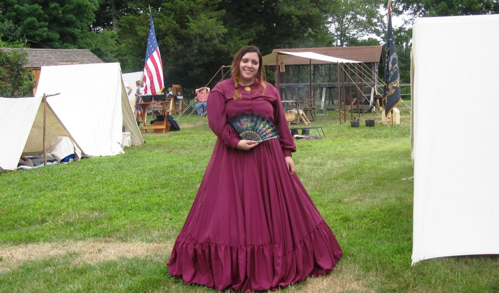 Katie Chadwick of Cherry Hill (Photo: Brick Historical Society)
