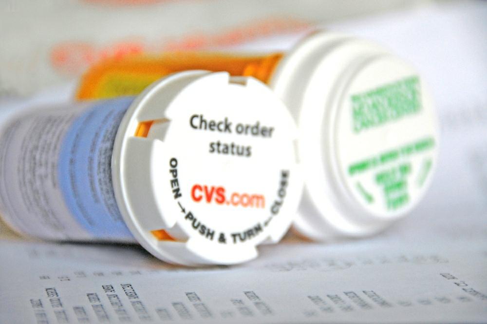 Pill bottles. (File Photo)