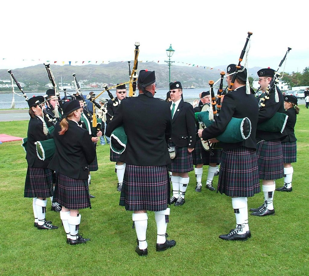 Bagpipes (Credit: Dave Conner/ Flickr)