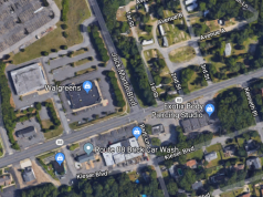 Route 88 and Jack Martin Boulevard. (Credit: Google Maps)