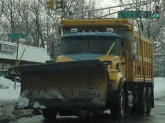 Ocean County Road Department snow plows. (Photo: OCRD)