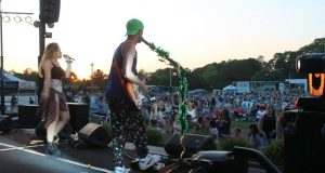 A band performs at Summerfest in Brick. (Photo: Township of Brick)