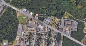 A portion of Cedar Bridge Avenue in Lakewood. (Credit: Google Maps)