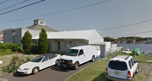 49 Bay Way, Brick, N.J., proposed for demolition. (Credit: Google Maps)