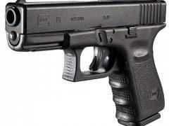 A Glock G19 gun. (Photo: Glock)