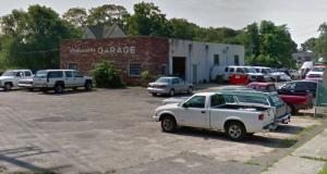 Robinson's Garage (Credit: Google Maps)