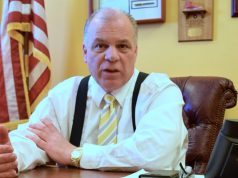 Senate President Stephen Sweeney. (Credit: NJ Spotlight)