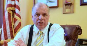 Senate President Stephen Sweeney. (Credit: NJ Spotlight)
