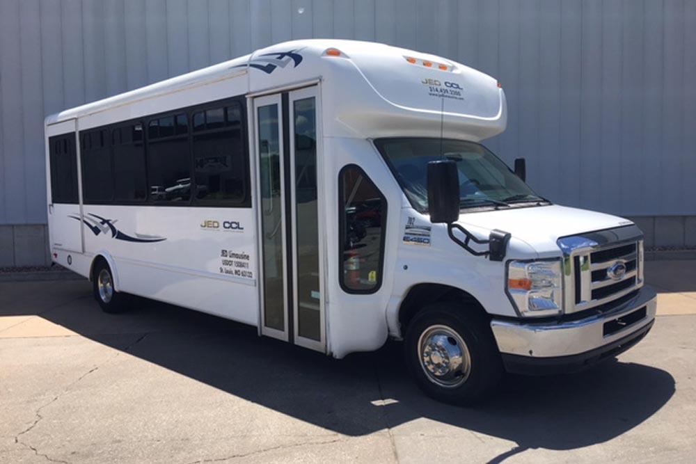 A handicap-accessible bus. (File Photo)
