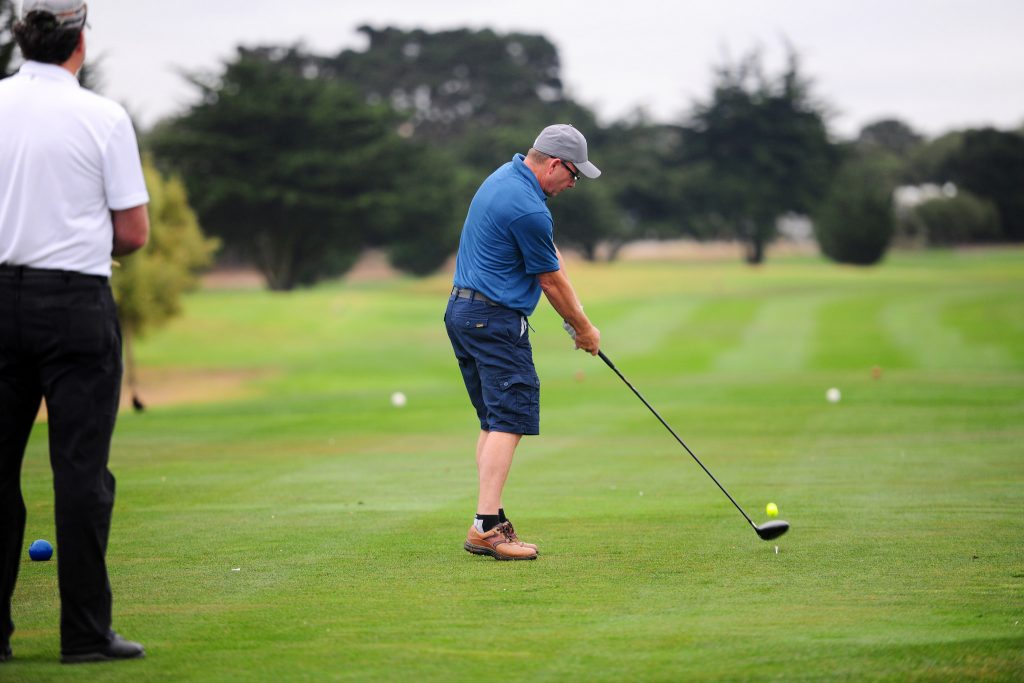 Golf (Credit: Presidio of Monterey Flickr)