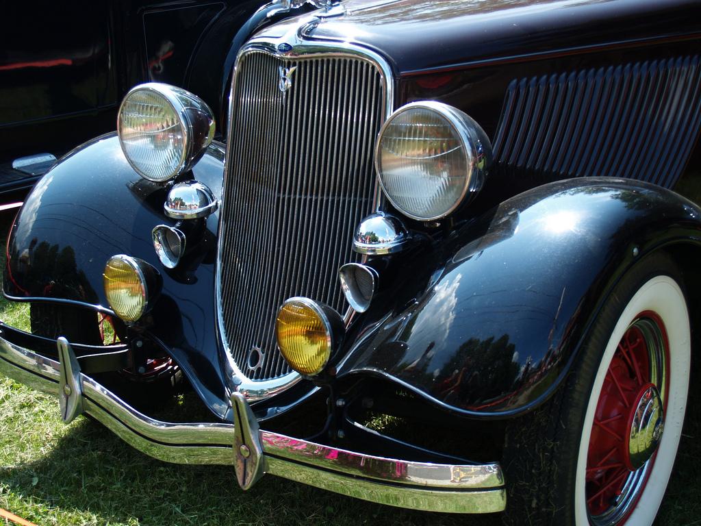 Car show. (Credit: Catherine Bulinski/ Flickr)