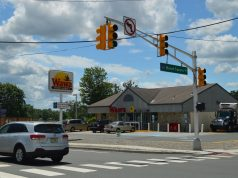 The Wawa store at the corner of Burnt Tavern and Lanes Mill roads in Brick, N.J. (Photo: Daniel Nee)