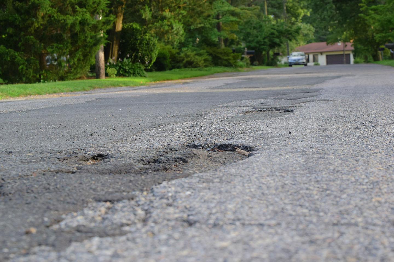 Bluff View Road, Brick (Photo: Daniel Nee)